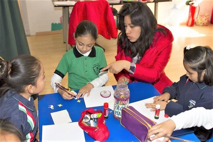 Realizó SEPE taller de tradiciones navideñas en bibliotecas del estado