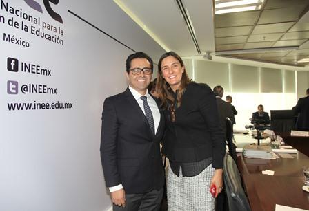 Participa Tlaxcala en reunión de sistema nacional de evaluación educativa