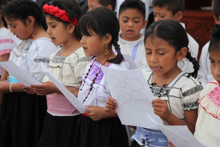 Promueve SEPE estudio en Náhuatl y Otomí