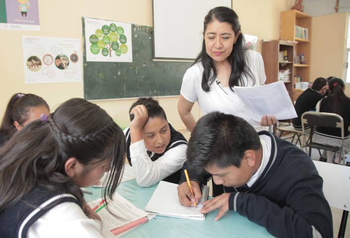 Los ficheros didácticos de telesecundaria, una aportación de Tlaxcala para el país