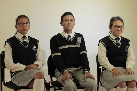 Reconocen alumnos importancia de concursos sobre deletreo en inglés