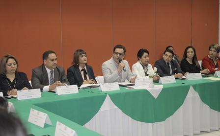 Tlaxcala, sede de reunión sobre acciones de formación continua