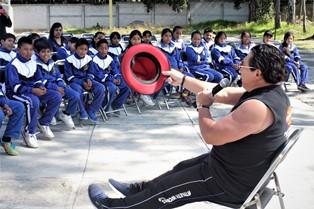 Organiza autoridad educativa Segunda Feria de Equidad de Género