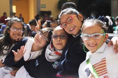 Aumenta el número escuelas bajo el programa de convivencia escolar