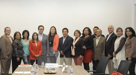 Avanza organización del XI Parlamento Infantil Tlaxcala 2019