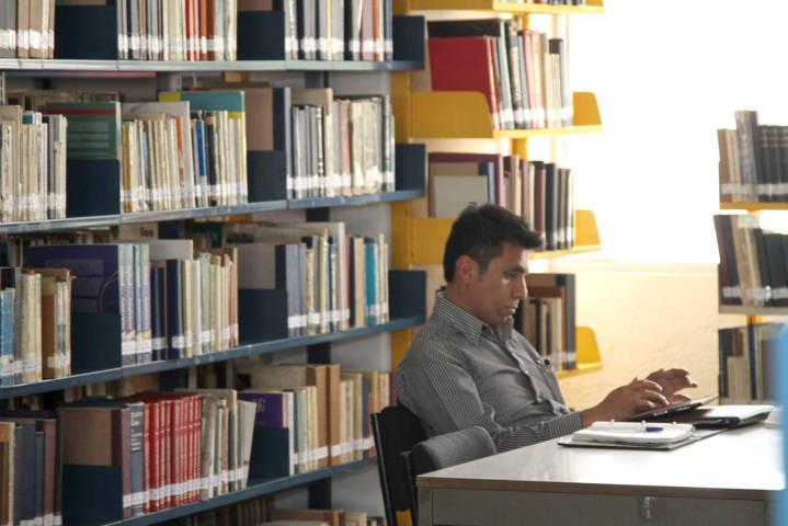 Invita Red Estatal de Bibliotecas Públicas a consultar su acervo físico y digital