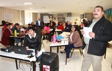 Intercambian docentes experiencia para mejorar prácticas pedagógicas