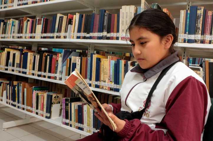 Reapertura SEPE biblioteca central Miguel N. Lira