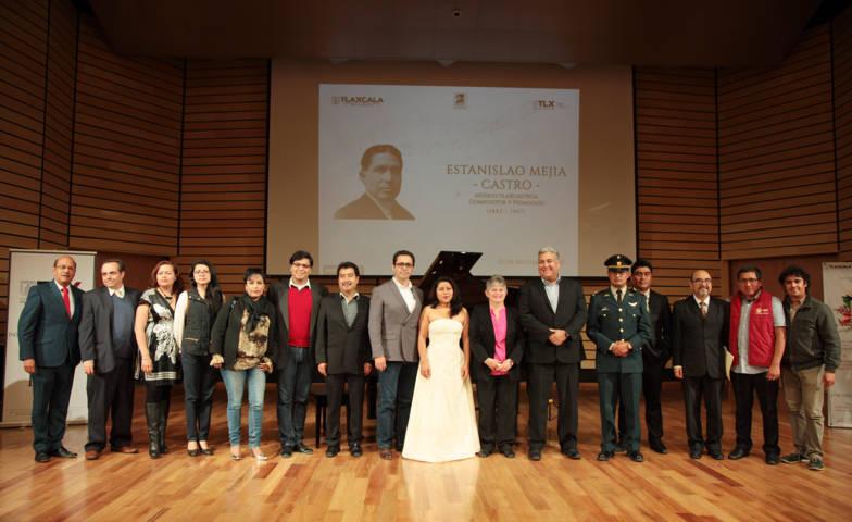 Destaca secretario de educación trayectoria del músico Estanislao Mejía
