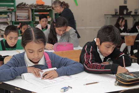 Inicia aplicación de la Prueba Planea en primarias de Tlaxcala