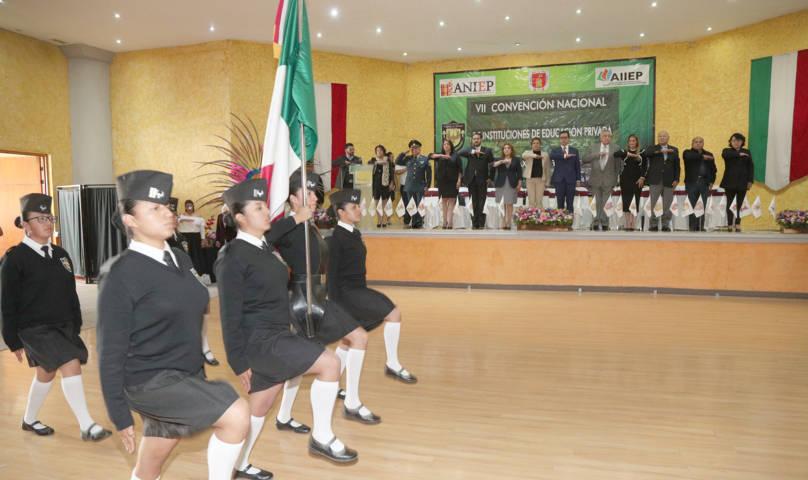 Inaugura SEPE VII Convención Nacional de Instituciones de Educación Privada