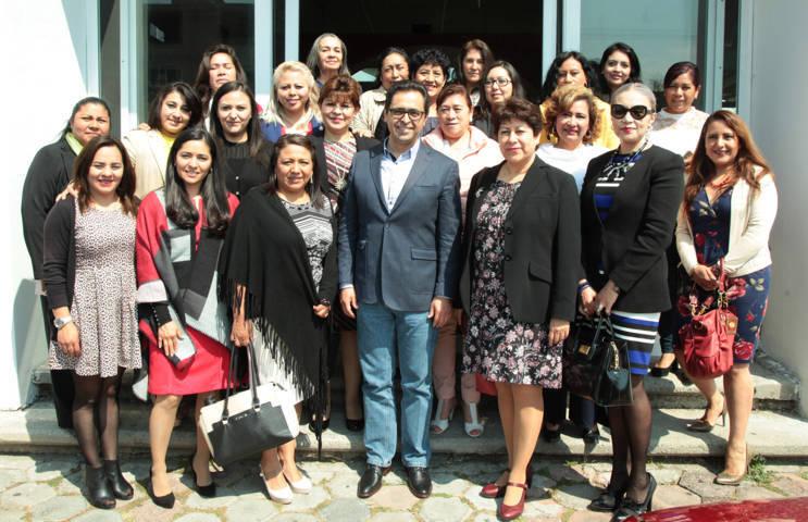 En Tlaxcala, las mujeres deciden de manera mayoritaria el rumbo de la educación: MCH