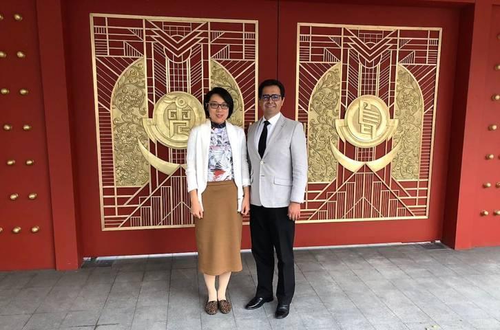 Da seguimiento SEPE a programa de becas especiales en China