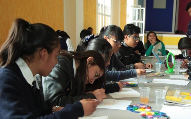 Benefició programa Conect-Arte a 200 niños de Cuaxomulco
