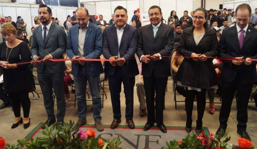 Oferta Sepuede 372 vacantes en la Feria de Empleo en Tetla
