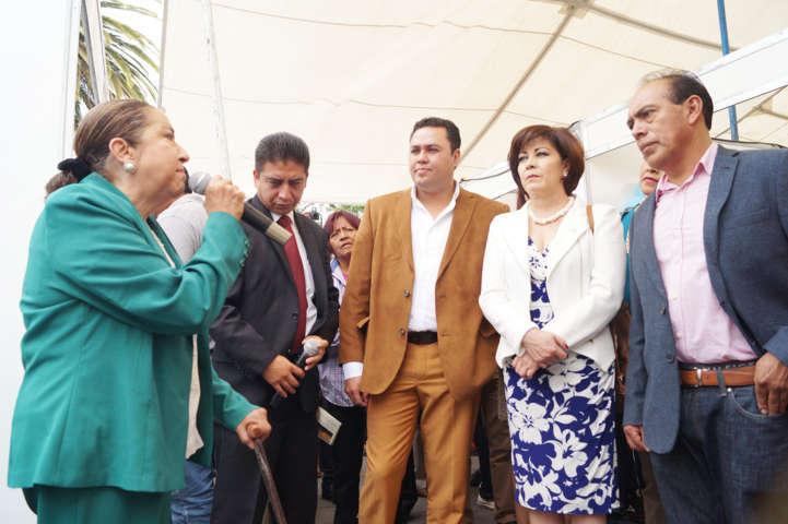 Ofertó SEPUEDE más de dos mil vacantes en la Feria del Empleo en Zacatelco