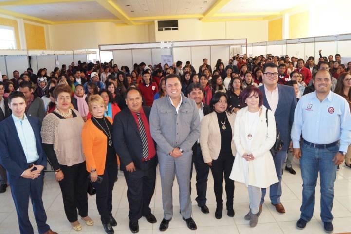 Realizó SEPUEDE Micro Feria del Empleo en Coaxomulco