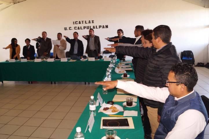 Conforma Sepuede comités de vinculación del Icatlax
