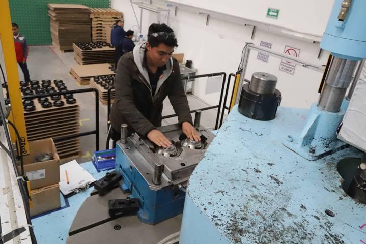 Acuerdan Sepuede y Alemania fortalecer capacitación laboral en Tlaxcala