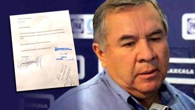 Ex dirigente del PAN Sergio González renuncia a su militancia de 20 años