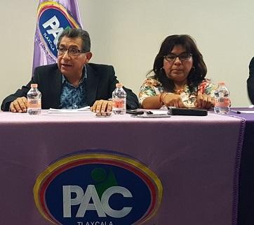 El PAC sigue sin concretar un acuerdo electoral en Tlaxcala