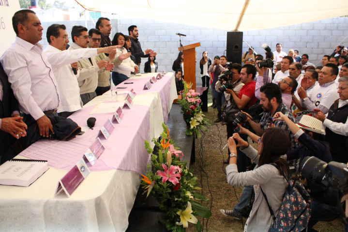 Ratifica Serafín Ortiz y Héctor Ortiz su liderazgo en el PAC