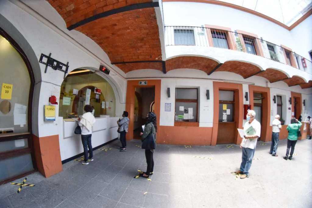 Mantiene ayuntamiento de Tlaxcala servicio de Tesorería