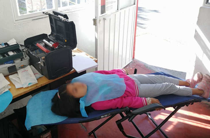 Llegan servicios de salud bucal a delegación Tlapancalco