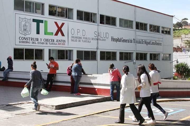 A la deriva el Hospital General de Tlaxcala; sigue sin director