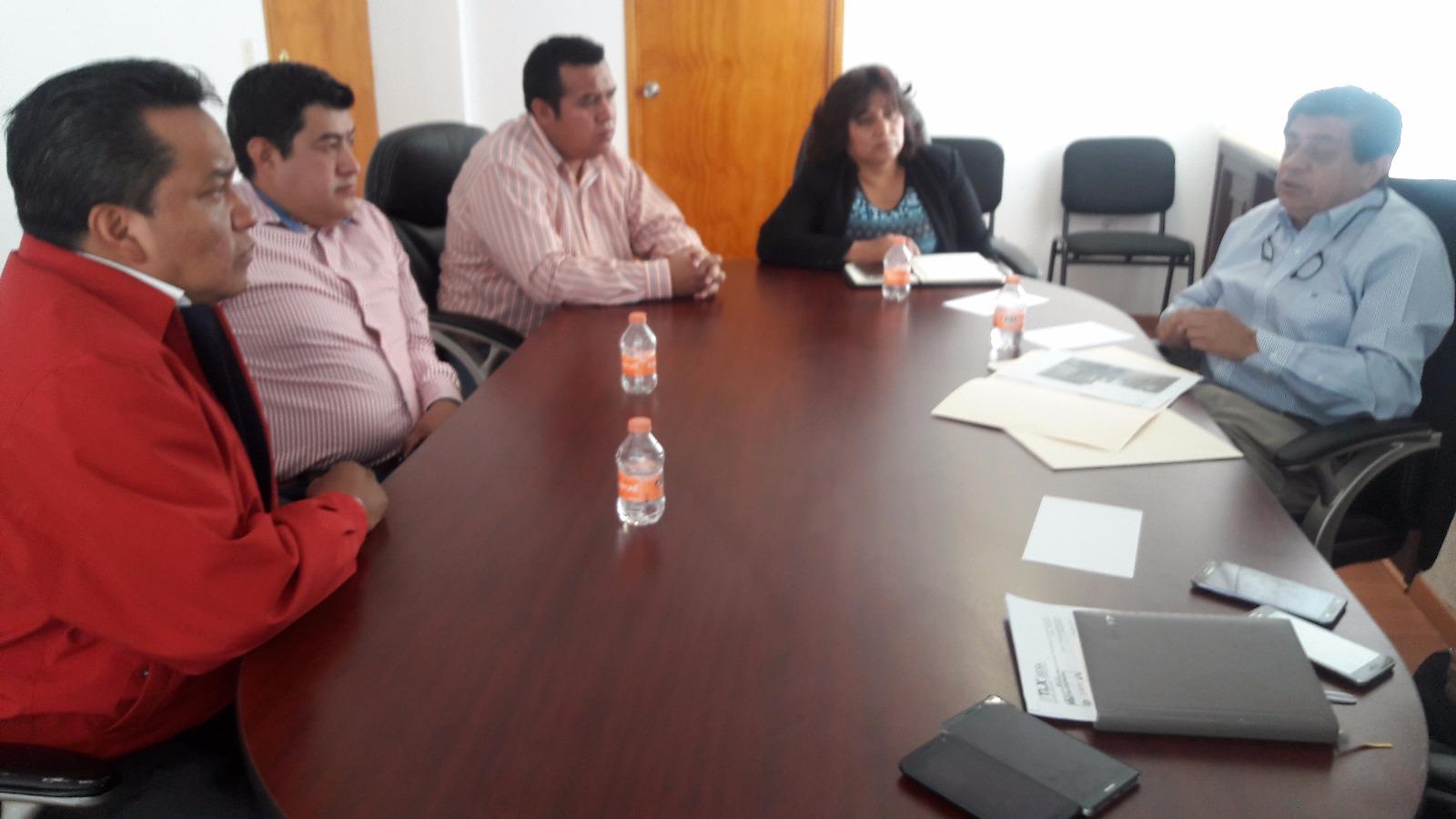 Se reúne Secretario de Salud con Presidentes Municipales