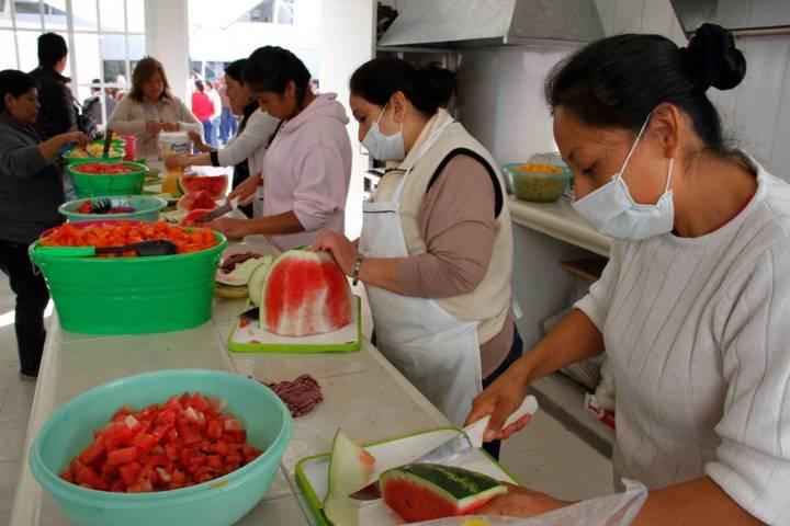 Recomienda SESA consumir alimentos nutritivos para el regreso a clases