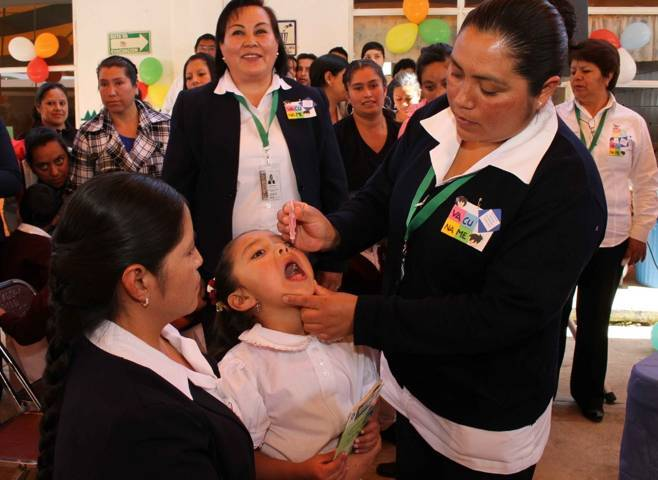 Alista SESA Segunda Semana Nacional de Salud