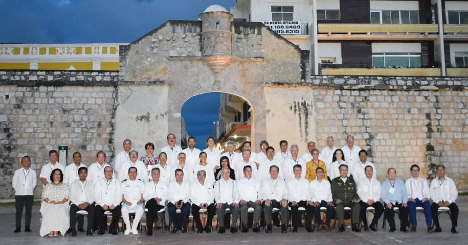 Participa Tlaxcala en reunión del Consejo Nacional De Salud