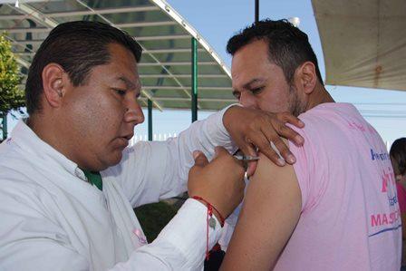 Fortalecen autoridades acciones para prevenir la Influenza