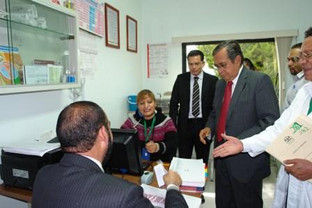 Avance del 80% registran expedientes clínicos electrónicos