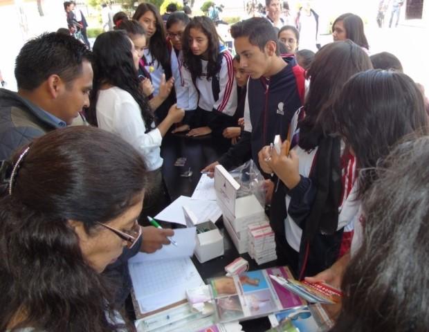 Fortalece Sesa prevención de enfermedades en escuelas