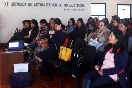 """Realiza Sesa """"Jornada de Trabajo Social entre su personal"""