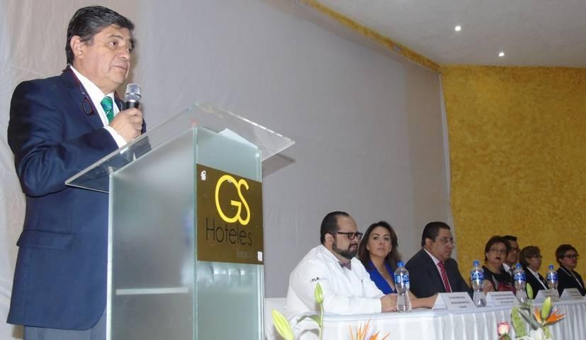 Realiza SESA congreso por XII Aniversario del Hospital Infantil de Tlaxcala