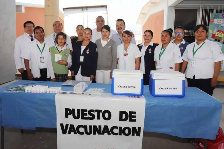 Inicia en Tlaxcala Segunda Semana Nacional de Salud 2019