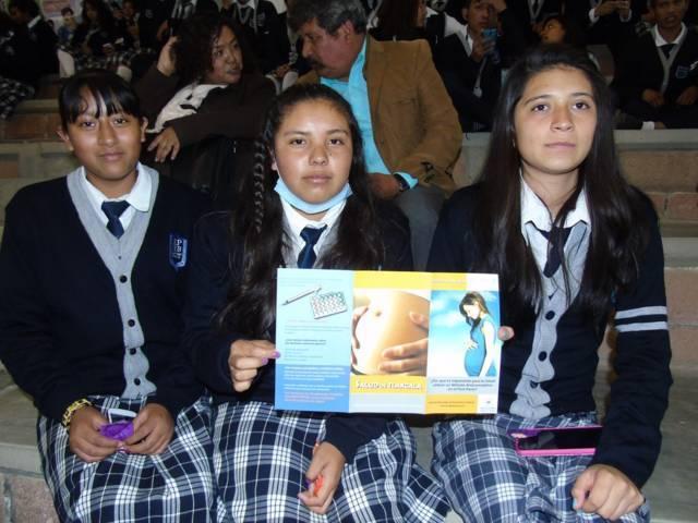 Realiza SESA Tercera Semana Nacional De Salud Sexual y Reproductiva Del Adolescente