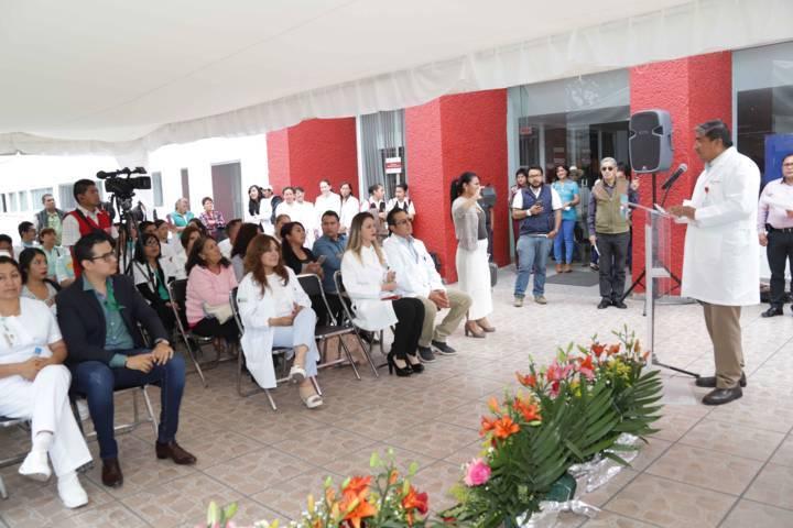 Realiza SESA XXVI Jornada de Labio y Paladar Hendido