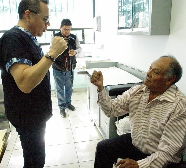 Sesa selecciona a pacientes de jornada de cirugía de mano