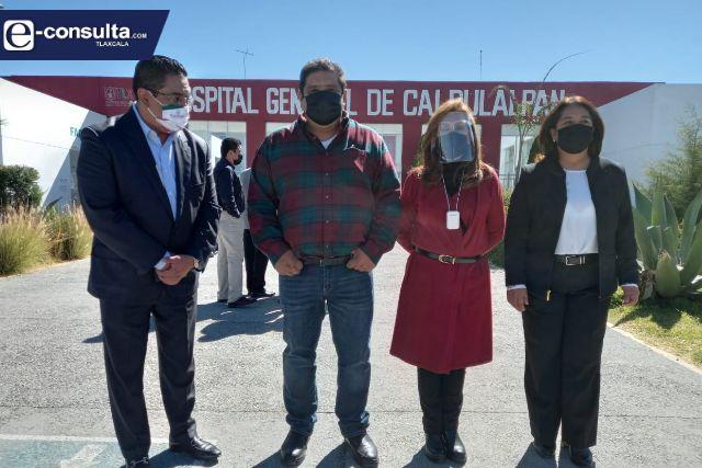 SESA ovaciona en Calpulalpan la Ley para la atención de Insuficiencia Renal