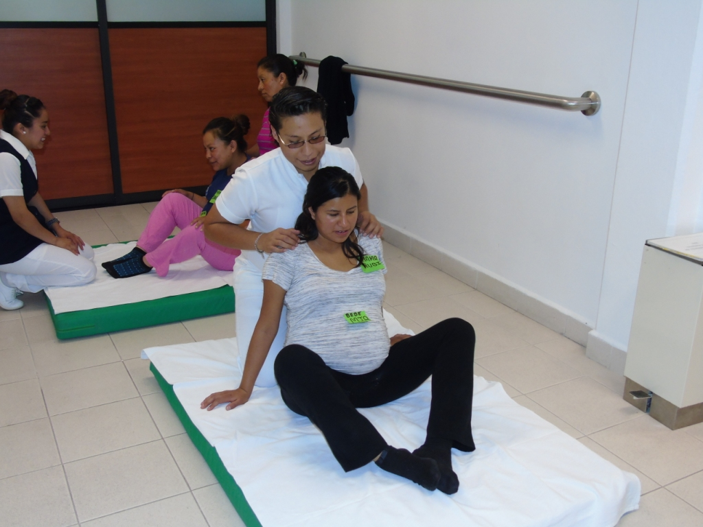 Parto humanizado, alternativa efectiva para tlaxcaltecas embarazadas