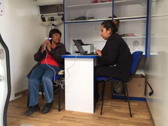 Brinda SESA servicios gratuitos para detectar enfisema y bronquitis por EPOC