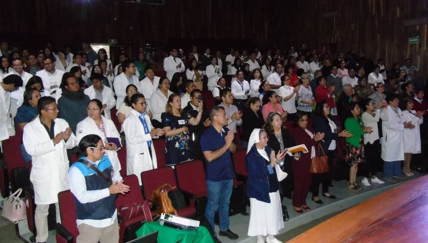 Inaugura SESA Tercer Seminario de Bioética