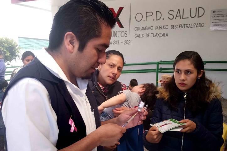 Obtiene SESA Segundo Lugar Nacional en Programa de Vacunación