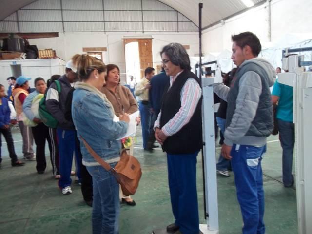 Visitan Jornadas Médicas de la SESA 15 localidades en Agosto
