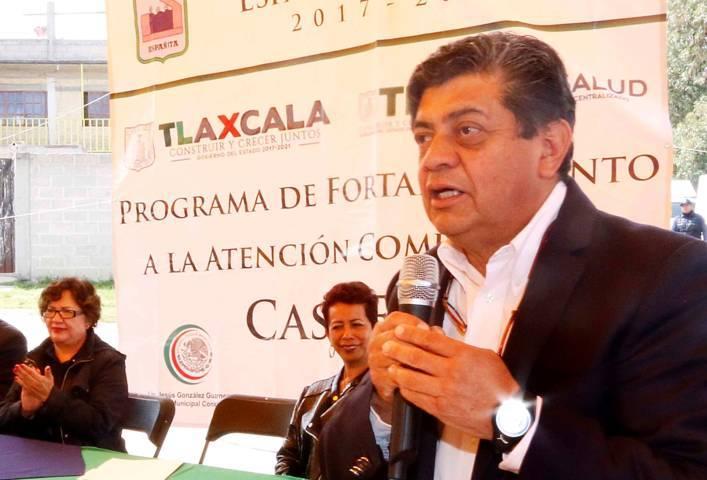 Inaugura SESA primera casa de fortalecimiento a la Atención Comunitaria