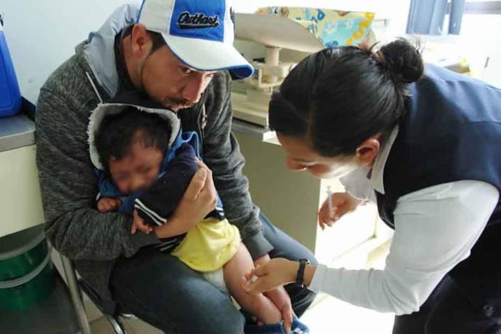 Tlaxcala, referente nacional en programa de vacunación